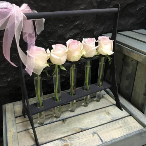 Вазочка PARIS на 5 роз