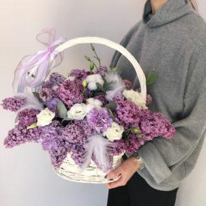 Цветочные композиции на флористической губке