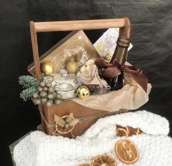 Ящик «Новогодний презент»