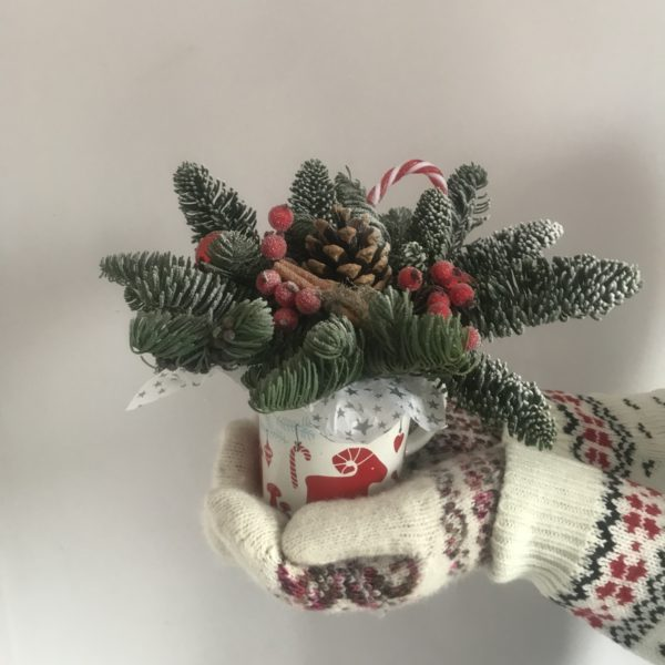 Чашечка новогоднего настроения
