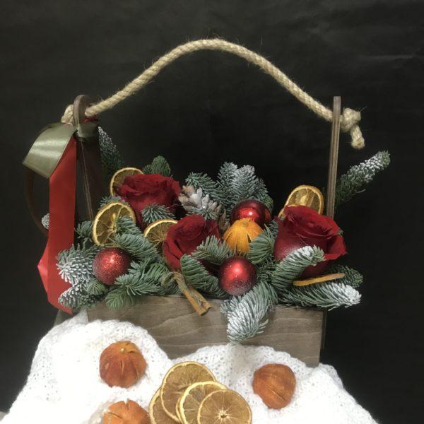 Ящик «Зимнее волшебство»