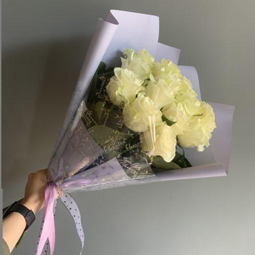 Букет из роз Ивана