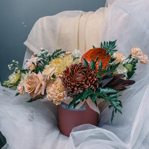 Композиция «Осенний променад»