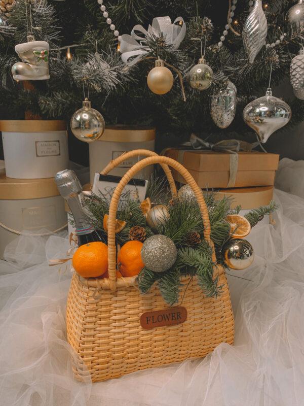 Корзина «Новогодняя»
