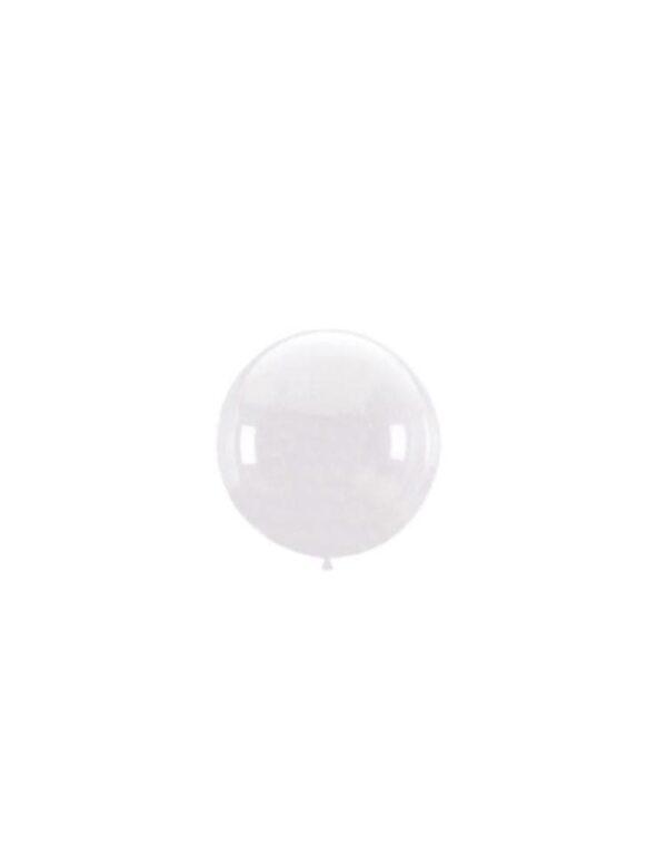 Шар 18″/46см Сфера 3D прозрачный