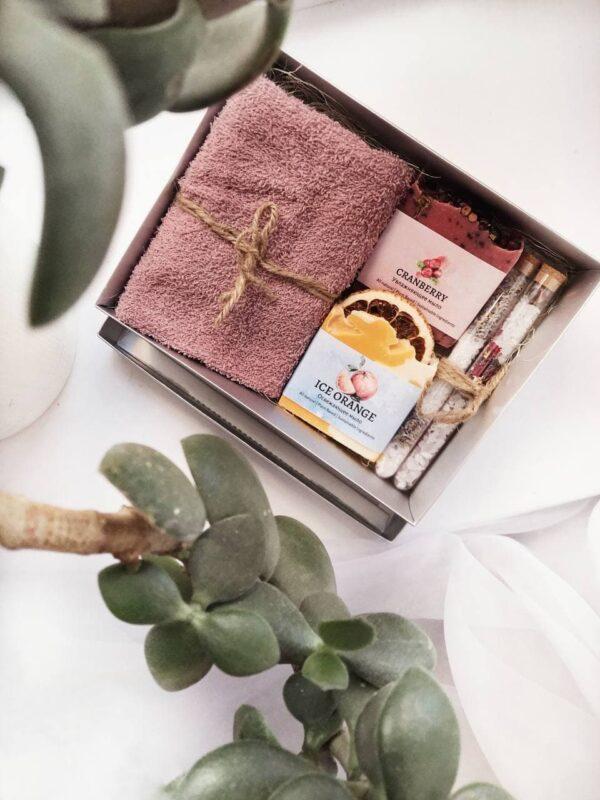 Подарочный набор «SPA BOX»