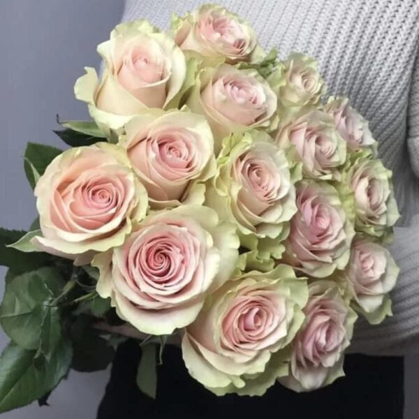 Букет из 15 роз Фрутетта