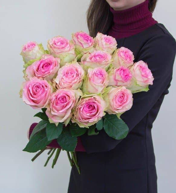 Букет из 15 роз Эсперанса